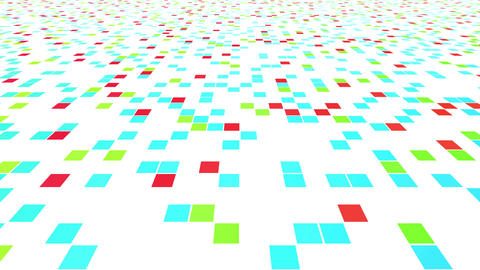 Colorful Tile background Cw 5 4k Animation