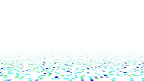 Colorful Tile background Ew 5 4k Animation