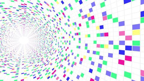 Colorful Tile background Rw 4 4k Animation