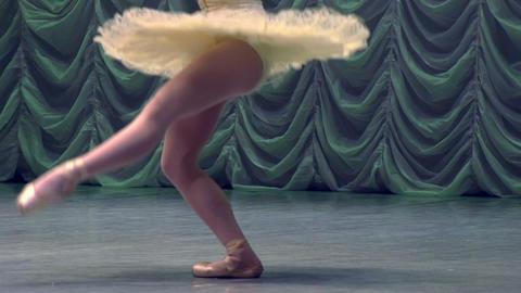 Recital Ballerina Footage