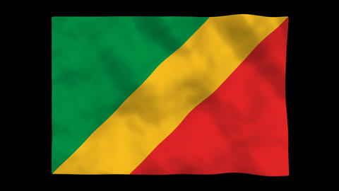 Flag A119 COD Congo Animation