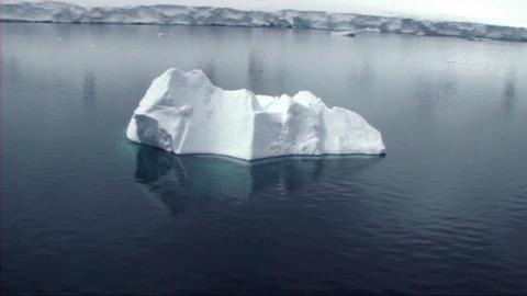 Iceberg Footage