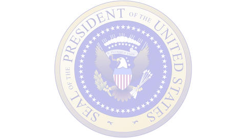 Presidential Seal 03 (30fps) Animation