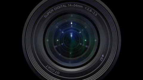 Lens Cen 2 ss HD Animation