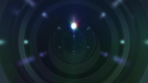 Lens Cen up ss CG動画