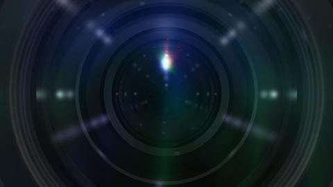 Lens R ss HD Stock Video Footage