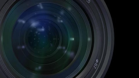 Lens Side b ss HD Stock Video Footage