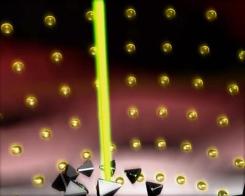 laser climber Animation