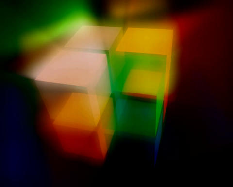simple rubix Stock Video Footage