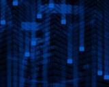 Thick Matrix stock footage