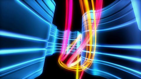 plasma flow Stock Video Footage