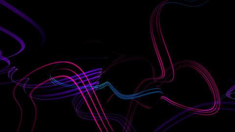 plasma loops Stock Video Footage