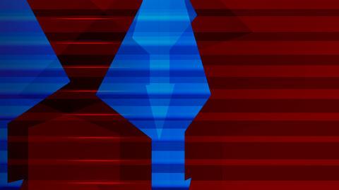 arrow siding Animation