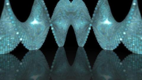 reflected wave Animation
