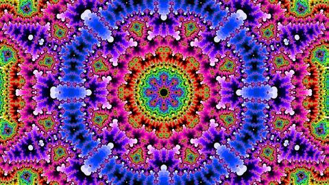 kaleidostrobe 1 hd Stock Video Footage