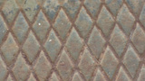 Dirty Diamond Rusty Metal Background stock footage