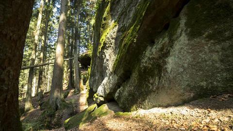 Canyon Brunnenklinge Footage