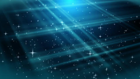 Light rays background, Stock Animation