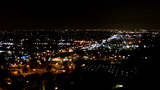 Night City Lights stock footage