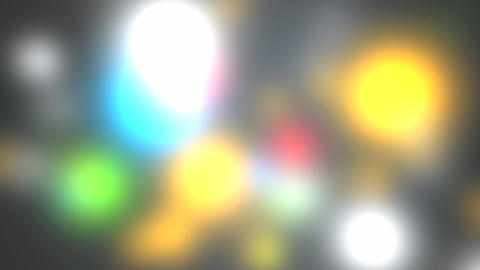 Blurry lights background Animation