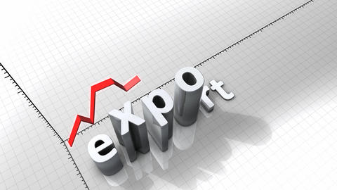 Growing chart - Export Animation