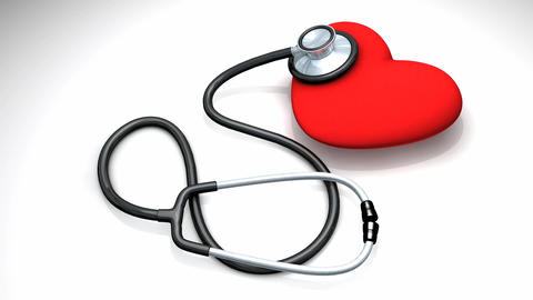 Healthy Heart stock footage