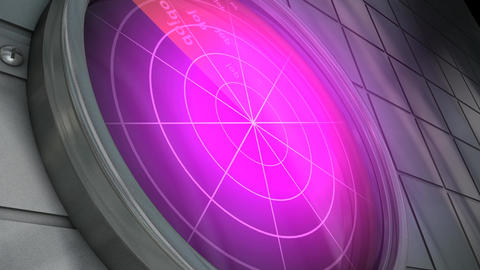 Jobs Radar stock footage