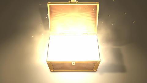 Magical box Animation