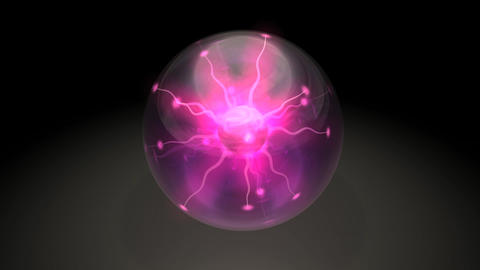 Plasma ball Animation