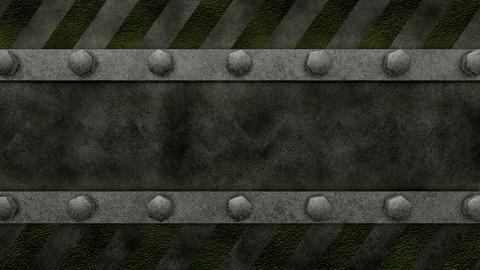 Saw gate Animation