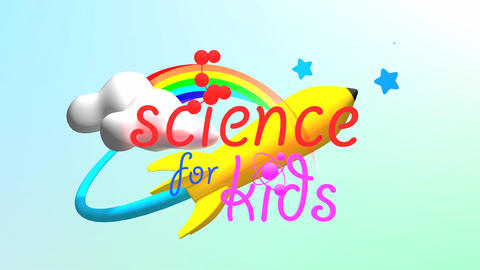 Science for kids Animation