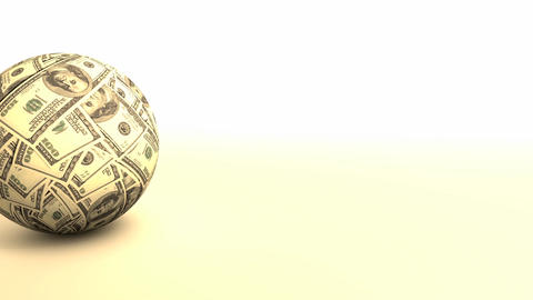 Snowball money Animation
