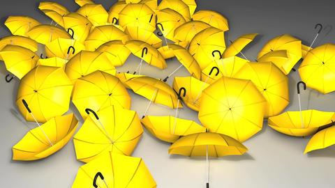 Umbrellas 2 Animation