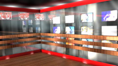 Virtual set 8 Animation