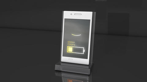 Wireless charging Animation