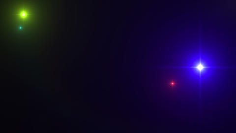 Flash Lens Flares LS Bcc 2 4k Animation