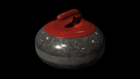 curling Oblique Animation