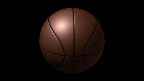 basketball Oblique Animation