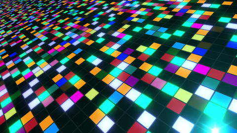 Square Cell Grid light background Bb 2 4k Animation