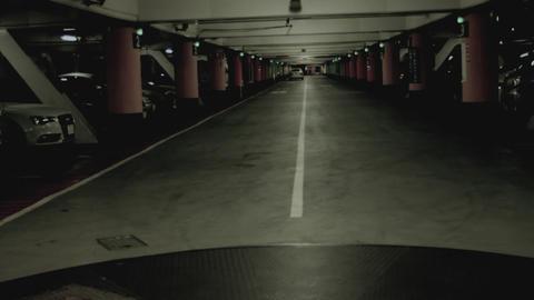 Shibuya Parking Footage
