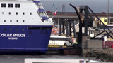Europort Ferry Footage