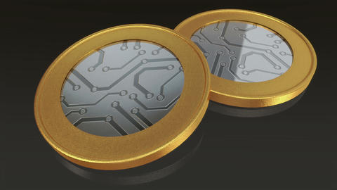 The Digital Coins 2