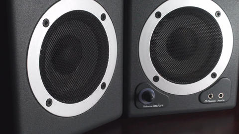 Bass Test Of Studio Speakers Live Action