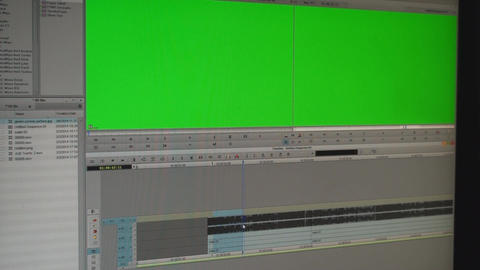 Video Editing Software Playing With Timeline And G Live Action