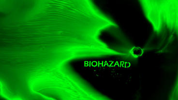 Bio Hazard After Effects Project