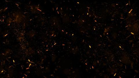 Collision spark Animation
