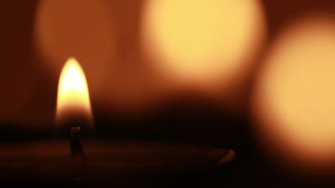 candle 3 Footage
