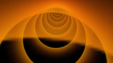 Speed Ring Tunnel,energy Halo Transmission,Geometr stock footage