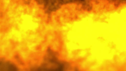 Explosion flame burn,hot particle fireworks Animation