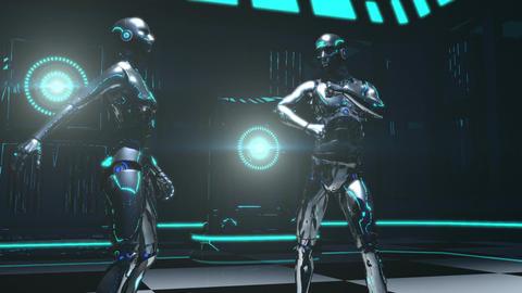 Dancing Robots 0